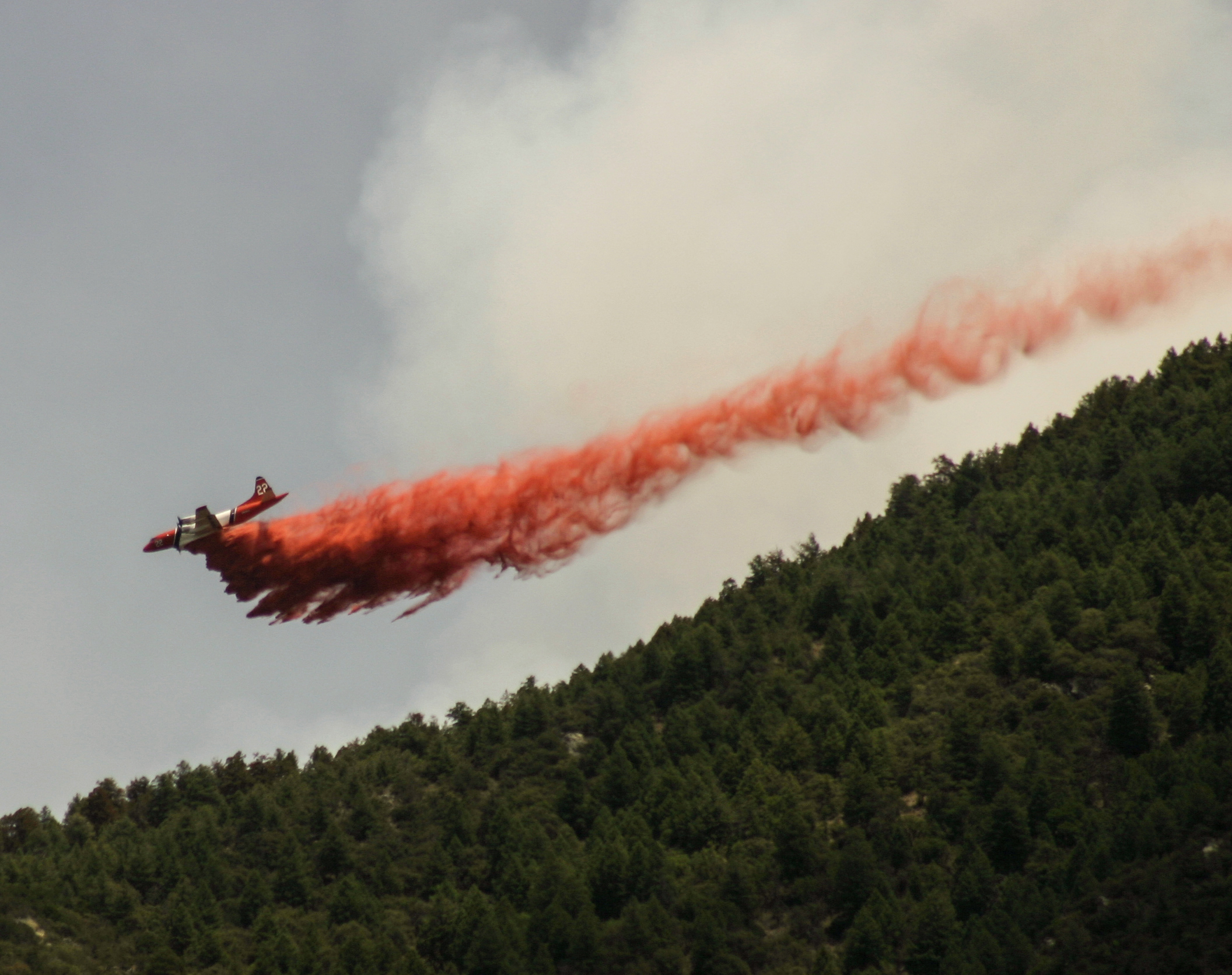 Up in smoke: federal wildfire suppression costs are rising